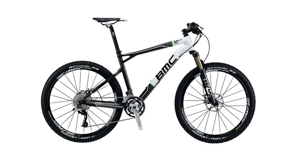 BMC Teamelite TE01 XT/SLX green